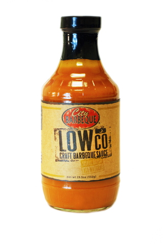 LowCo Barbeque Sauce