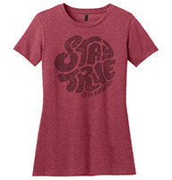 Stay True Ladies Shirt