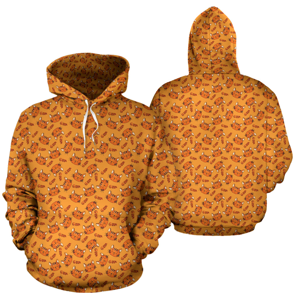 Ginger Cat Hoodies