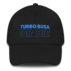 Yammie Noob Turbo Busa or Die Dad hat (Multiple Colors)