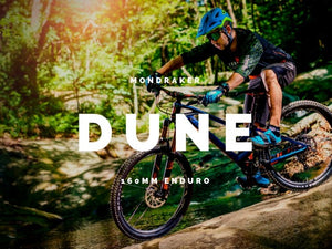 All New Mondraker Dune - Super Enduro Category