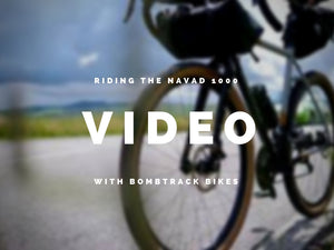 Riding the Navad 1000 - Video