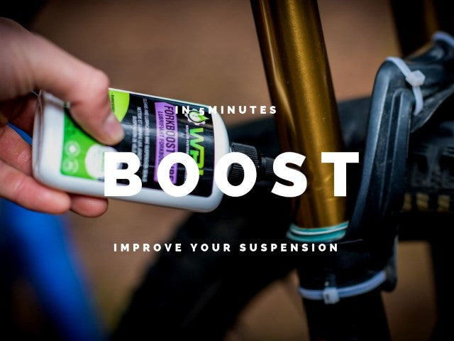 Whistler Performance Lubricants - Fork Boost Lube
