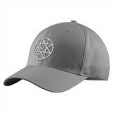 Fullmetal Alchemist Alphonse Elric White Symbol Structured Twill Cap - PF00336TC - The TShirt Collection