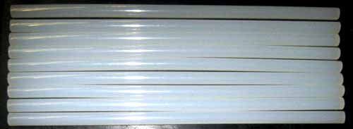 Clear Glue Sticks GF16-12 for Product Assembly weight 22 lbs