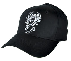 Deadly Scorpion Hat Baseball Cap Alternative Clothing Poison
