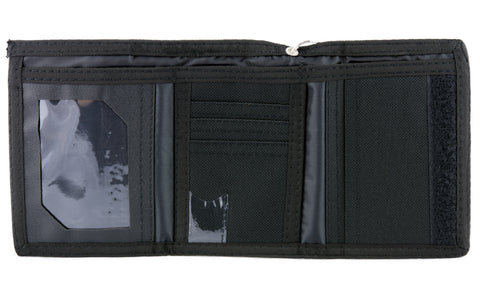 666 Number of the Beast Tri-fold Wallet Heavy Metal Alternative Clothing