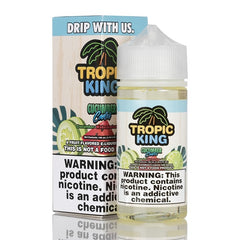 CUCUMBER COOLER - TROPIC KING - CANDY KING E-JUICE - 100ML