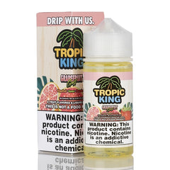 GRAPEFRUIT GUST - TROPIC KING - CANDY KING E-JUICE - 100ML