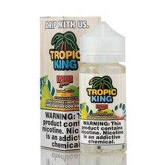 BERRY BREEZE - TROPIC KING - CANDY KING - 100ML