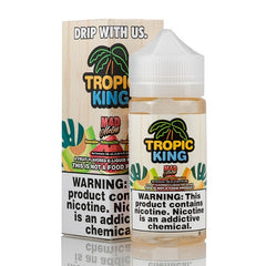 MAUI MANGO - TROPIC KING - CANDY KING - 100ML