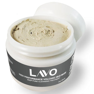 LAVO High Performance Volcanic Mud Mask