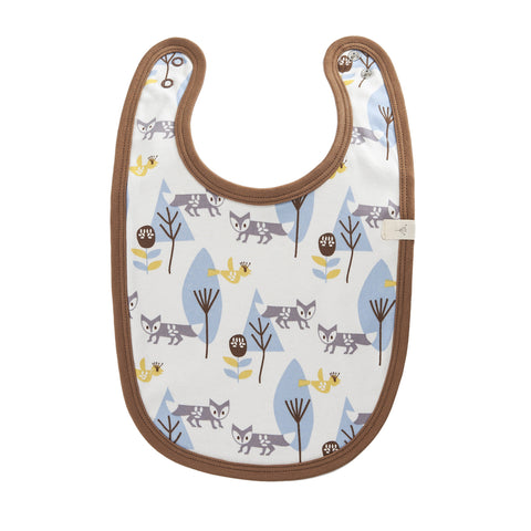 Bib Fox blue