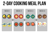 Small set meal plan