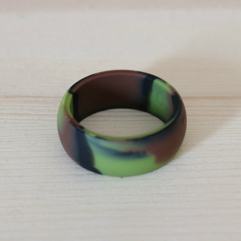 Trainingear Men Silicone Ring Camo