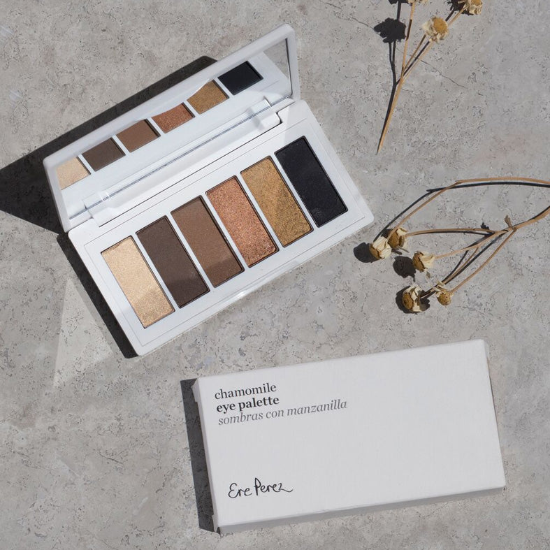 Beautiful Chamomile Eye Palette
