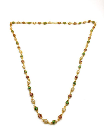 Multicolor Color Special Alloy Mangalsutra  - 1407N166