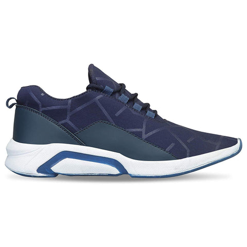 Navy Color Canvas Shoes for Unisex - NF009-Navy