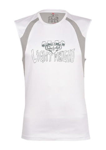 White Color Polyster T-Shirt - RC-5059