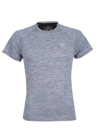 Grey Color Polyster T-Shirt - RC-5066