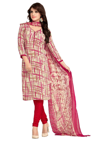 Multi Color Crepe Un Stitched Salwar - SFST-VPIS45020