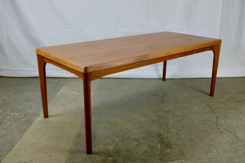 Henning Kjaernulf Teak Coffee Table