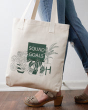 Plant Tote Bag Designed By Kira Gulley