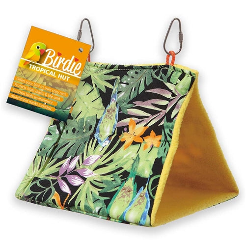 Tropical Bird Huts - Back in Stock!!!