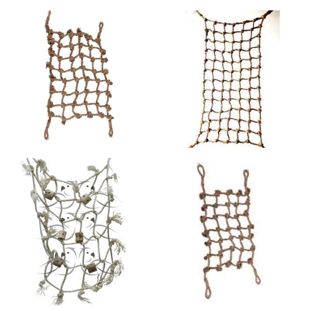 Cargo and Climbing Nets