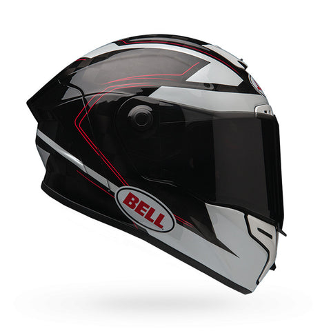 BELL Pro Star Helmet Ratchet Black/White