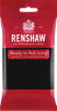 Renshaw Ready to Roll Sugarpaste Jet Black