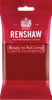 Renshaw Ready to Roll Sugarpaste Ruby Red