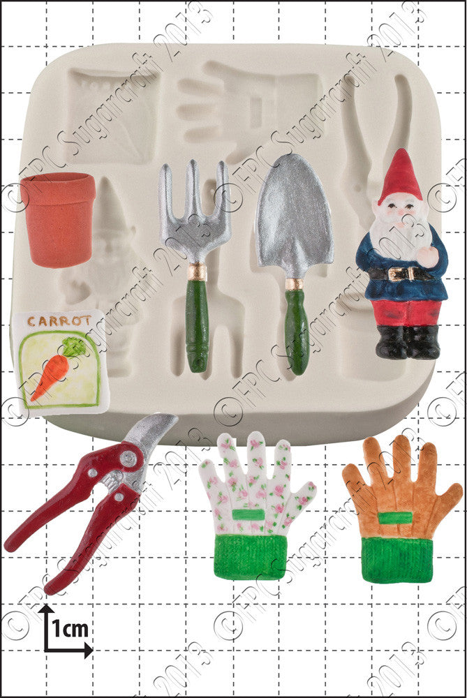 FPC Gardening Tools Silicone Mould