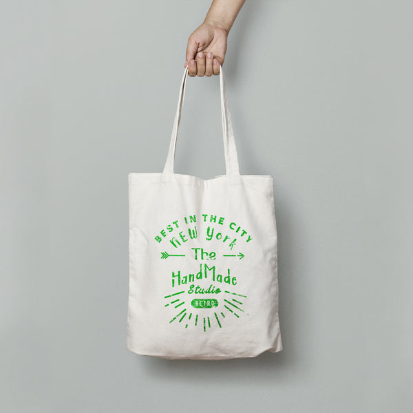 Creative Personalised Printed Designed White Tote Bags Print Your Logo, Artwork, Photos Or Designs Perfect for a Birthday, Christmas Gift For The Home, Kitchen, Living Room, Bedroom, Office, Businesses, Restaurants, Pubs, Cafes, Bars And Parties Perfect Gift For Adults And Children