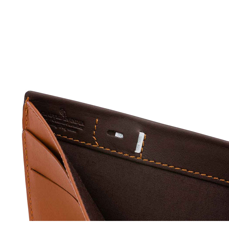 Bellroy Coin Fold Wallet - Java - Burrows and Hare