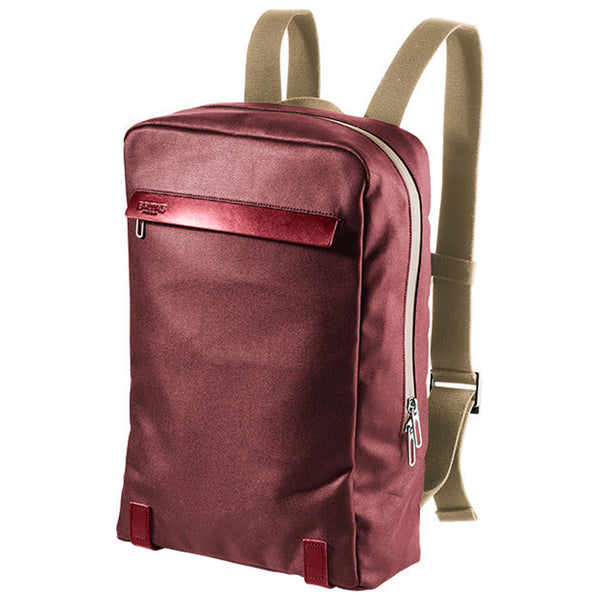 Brooks England PickZip 20L Chianti - Burrows and Hare