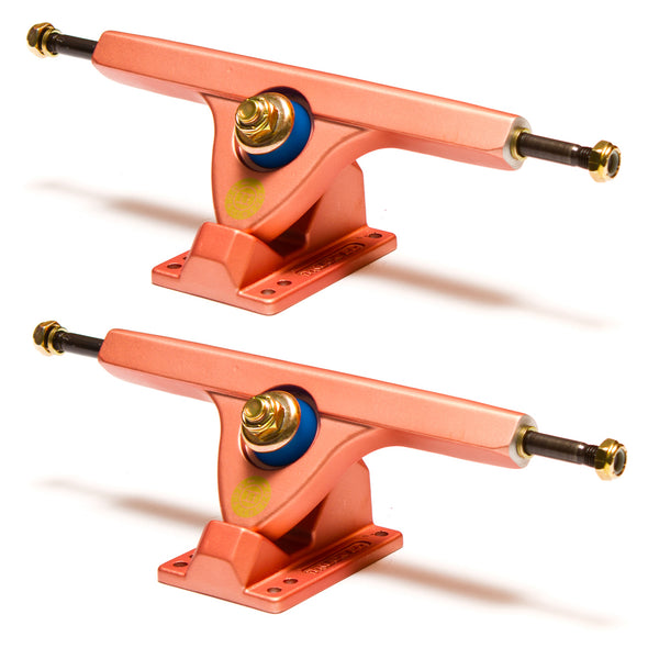 Caliber II 180mm x 50° Trucks Coral