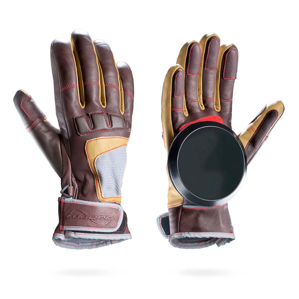Loaded Advanced Freeride Gloves - Performance Longboarding - FREE SHIPPING!