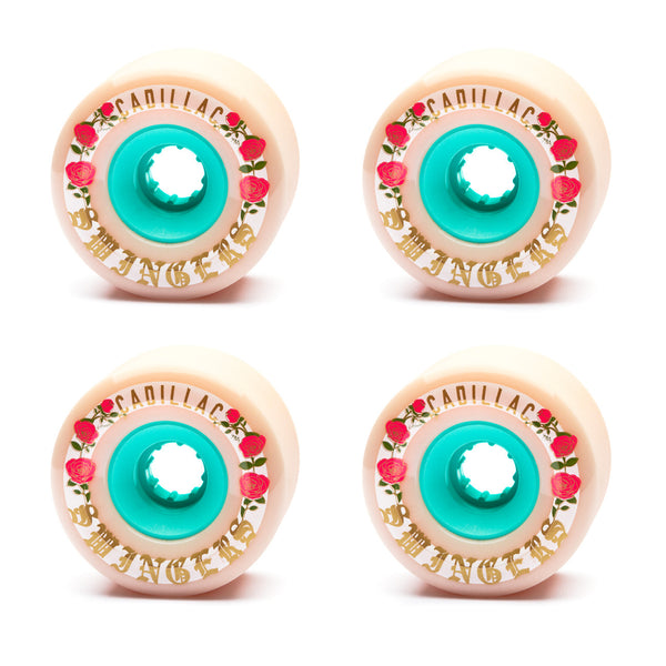 Cadillac 69mm Swingers 79a Rose - Performance Longboarding - FREE SHIPPING!