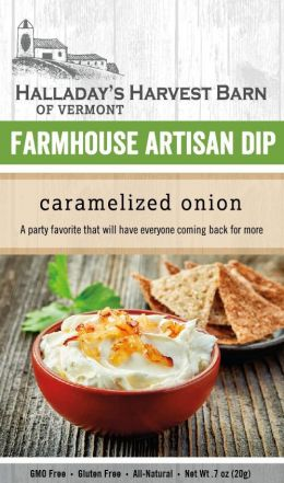 Caramelized Onion Artisan Farmhouse Dip