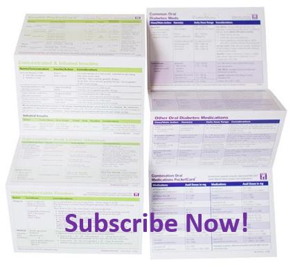 Organization PocketCard 1 - Year Subscription (10 or more Facilities)