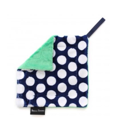 Bella Tunno Mod Navy Dot Green Lux Lovey