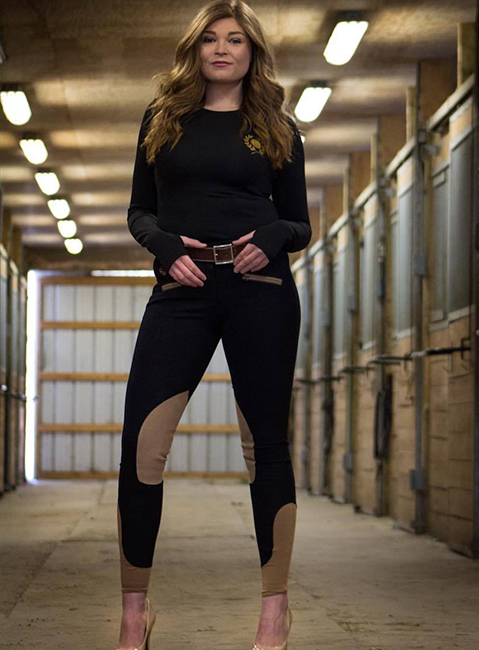 CLASSIC FIT BREECHES