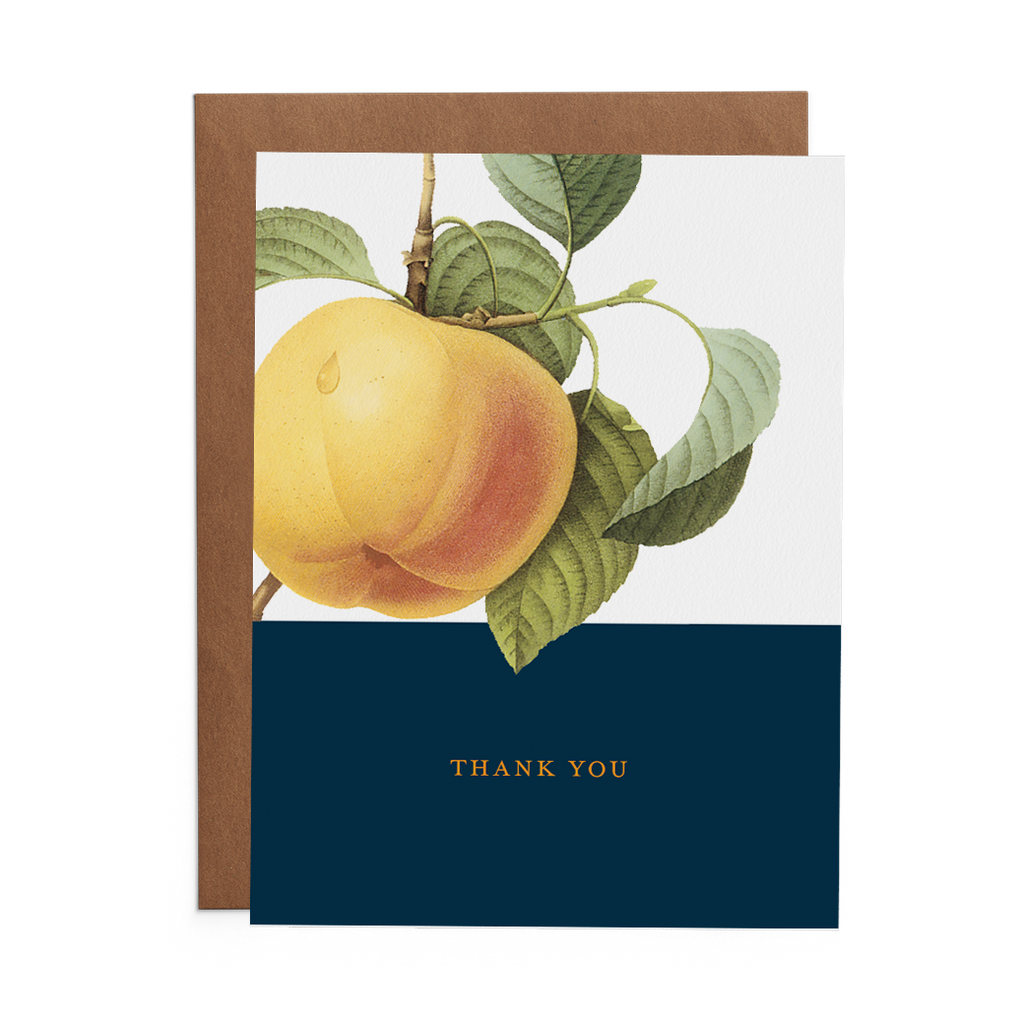 Thank You - Lost Art Stationery