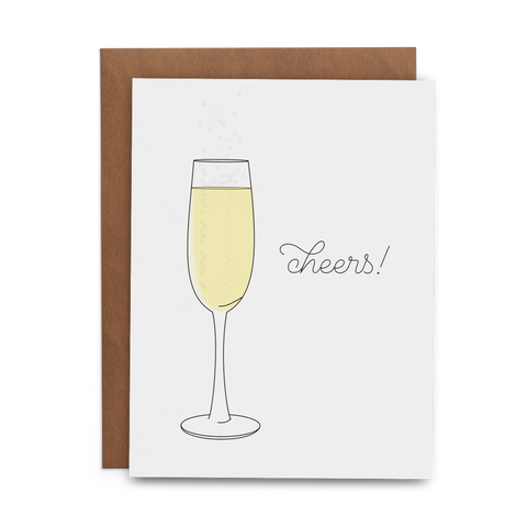 Cheers! - Lost Art Stationery