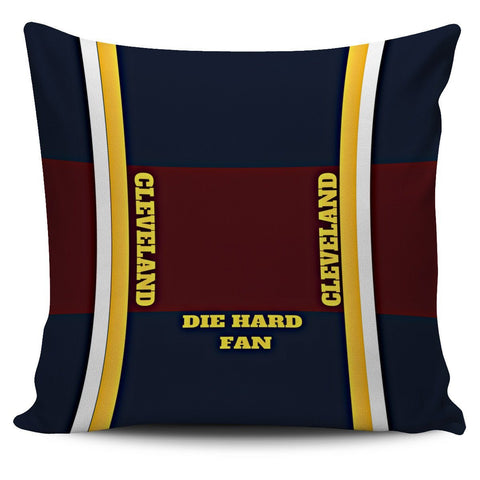 Die Hard Cleveland Fan Pillow Cases
