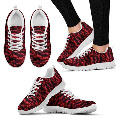 Air Breathable Mesh Exercise Shoes For Women