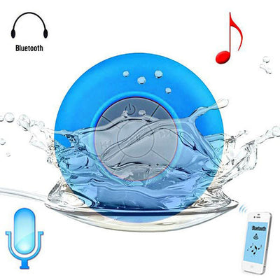 Portable Shower, Car, Bluetooth WaterProof Speaker