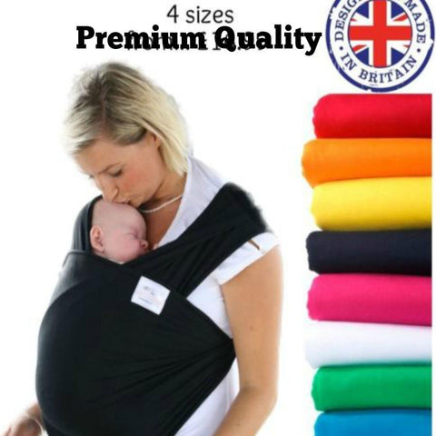 BABY SLING STRETCHY WRAP CARRIER