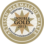 World Marmalade Festival DOUBLE GOLD WORLD CHAMPION Award 2015